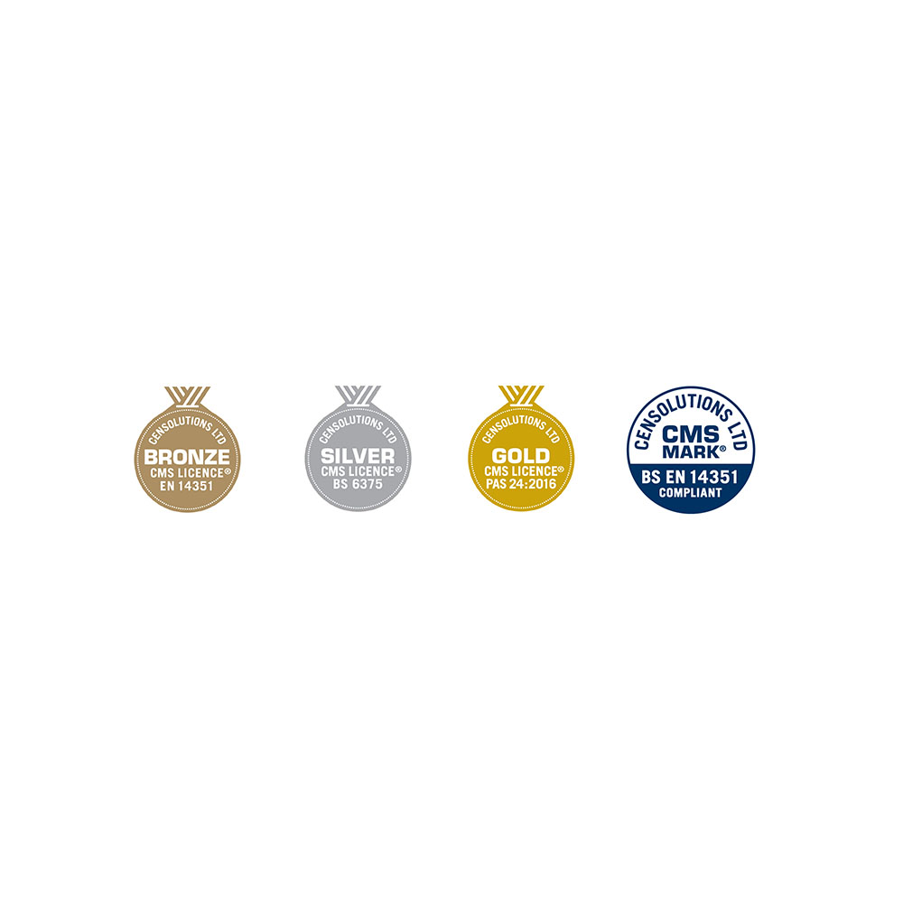 collection of accreditations